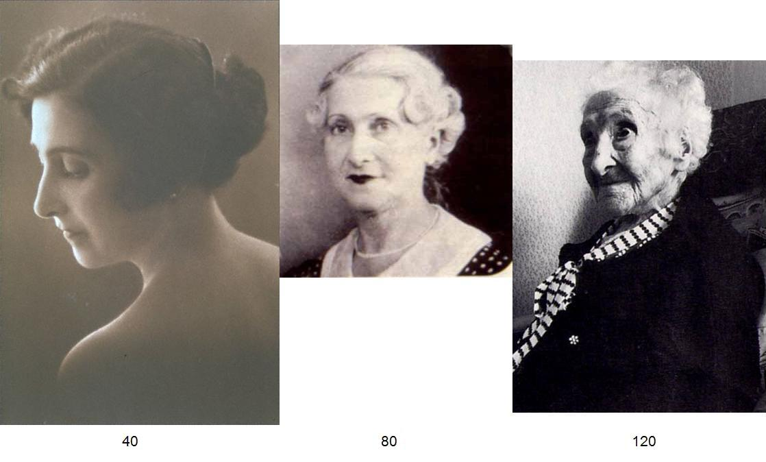 Beyond 120 years with jeanne calment