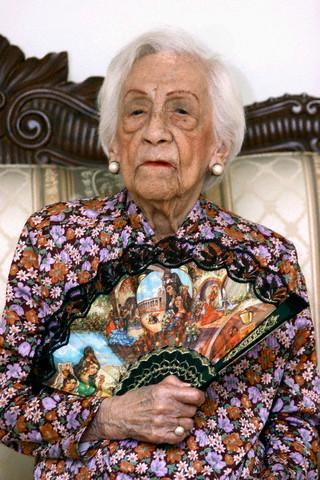 Las personas más ancianas del mundo